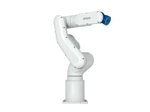 เอปสันเผยโฉมหุ่นยนต์แขนกลรุ่นใหม่ ในงาน Assembly and Automation Technology 2018