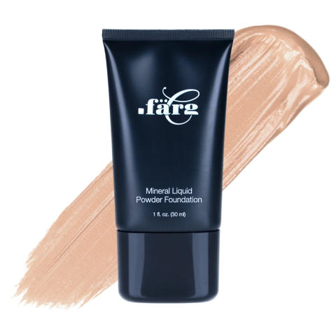 Mineral Liquid Powder Foundation - Porcelain