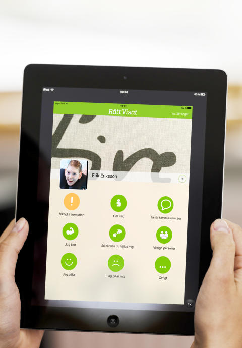 Webbinarium: RättVisat – mitt digitala kommunikationpass