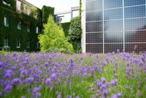 Framtidens hållbara hotell på klimatkonferensen i Paris