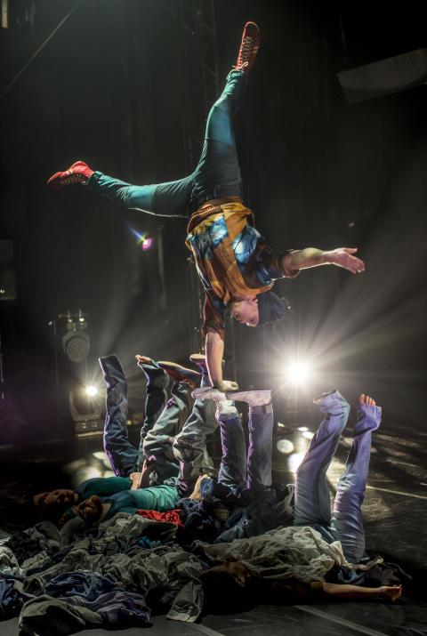 Limits med Cirkus Cirkör