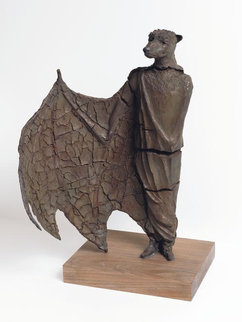 Ulla Fries - skulptur och grafik på Bror Hjorths Hus