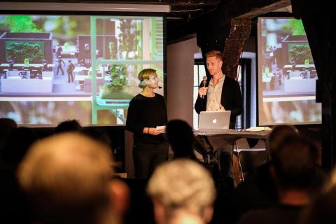 Arkitekturdagarna diskuterar framtidens byggda miljö