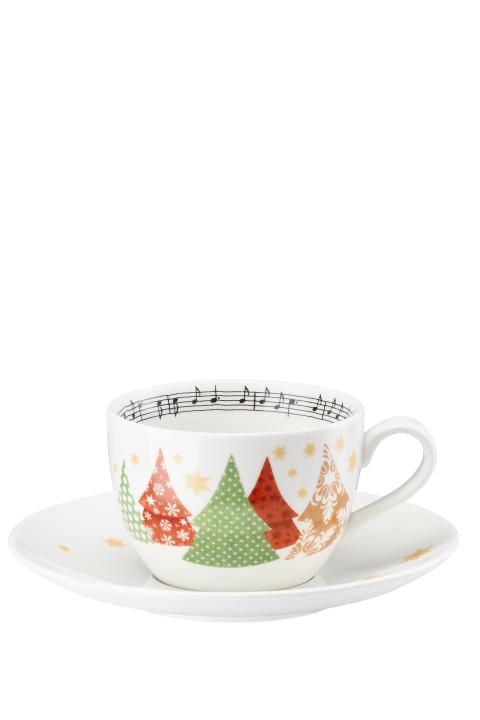 HR_O Tannenbaum_Cappuccino cup and saucer