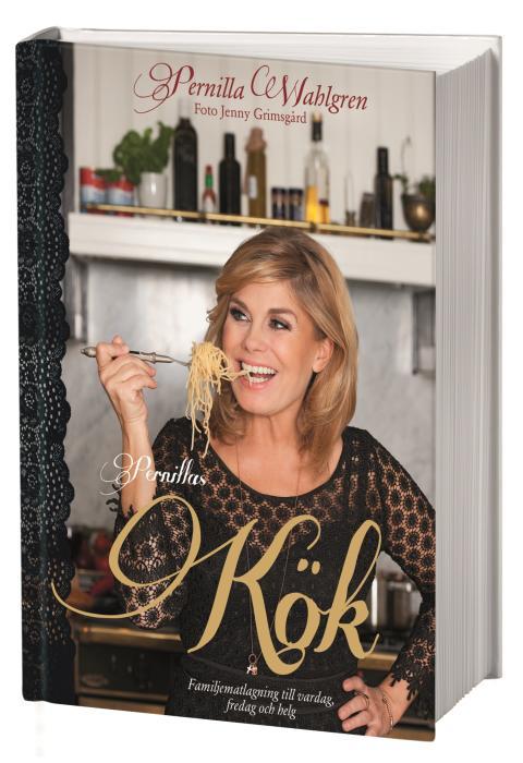 En riktig familjekokbok med italiensk touch - av Pernilla Wahlgren!