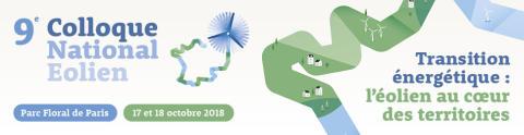 Colloque National Éolien 2018