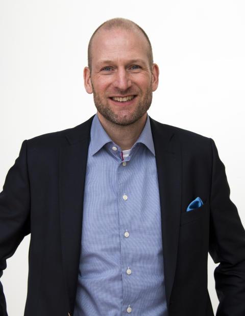 Innovatums vd - Martin Wänblom