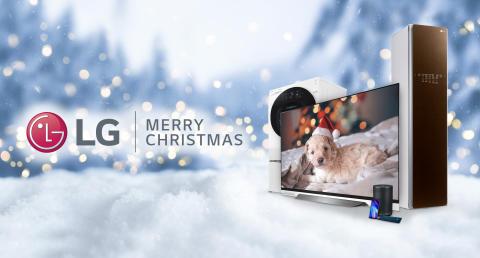LG:s julklappsguide – här finns något för alla