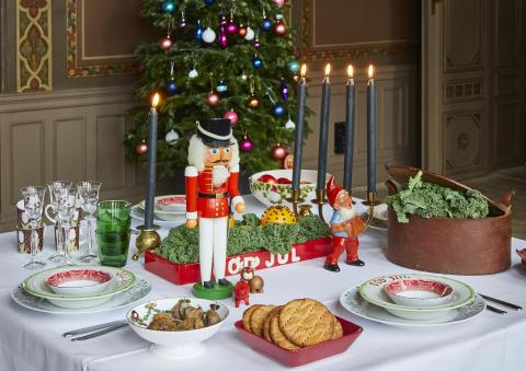 Årets jultrender pekar mot second hand – Färg kontra halm i årets julgranar enligt Stefan ´Trendstefan´ Nilsson