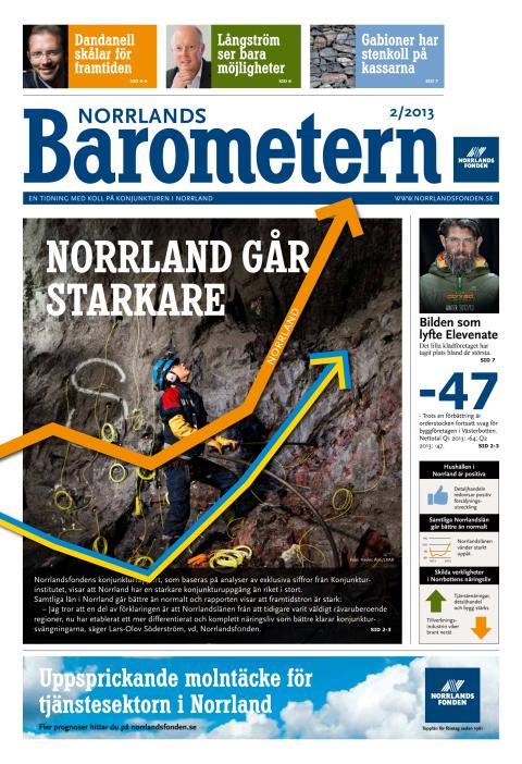 Norrlandsbarometern 2/2013