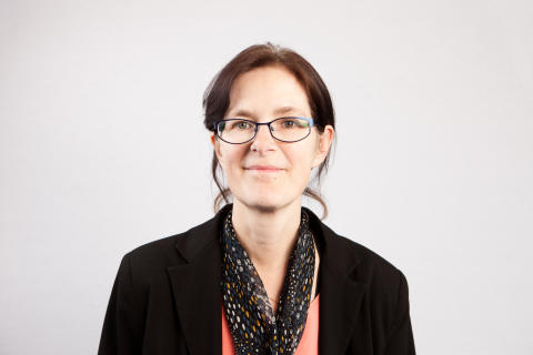Anja Smits, överläkare i neurologi