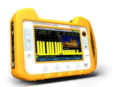 Promax lanserar mätinstrument med WiFi-analysator