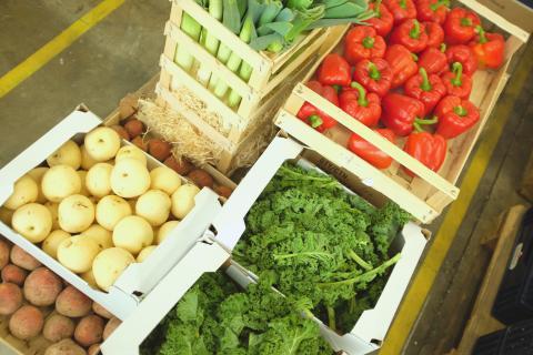 FødevareBanken sætter ny månedsrekord