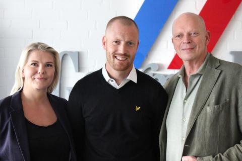 Gourmet Food har tagit in Oscar Uhrström som ny delägare och VD