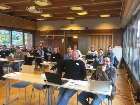 Kurs i Norge Totalmetodiken