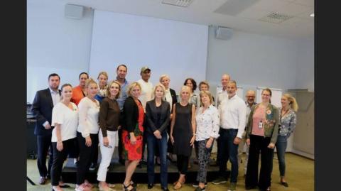 Swedavia och nätverket Arlanda mot människohandel nominerade till Svenska Jämställdhetspriset 2020