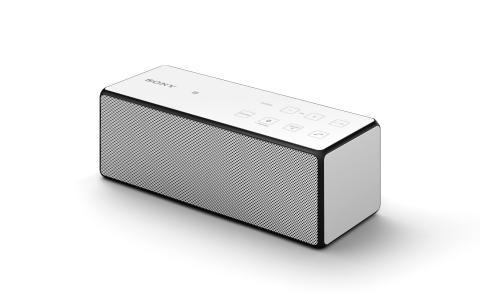 Altijd en overal goede muziek met de nieuwe draagbare speakers van Sony