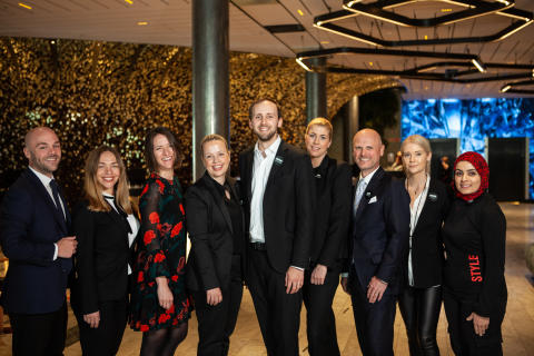 Clarion Hotel The Hub blir tv-serie