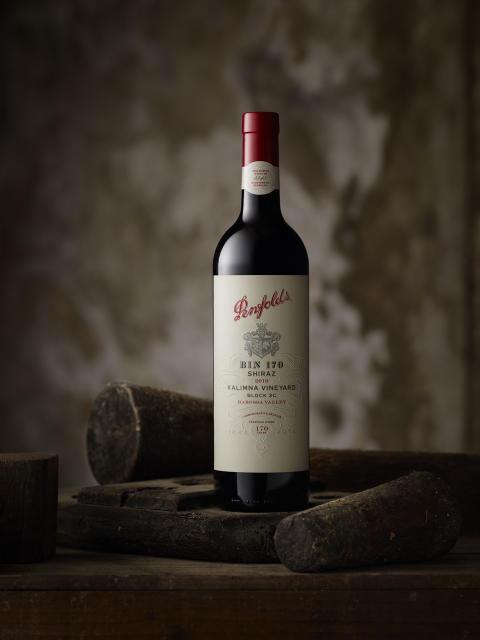 Penfolds firar 170 år med unik lansering av exklusivt vin