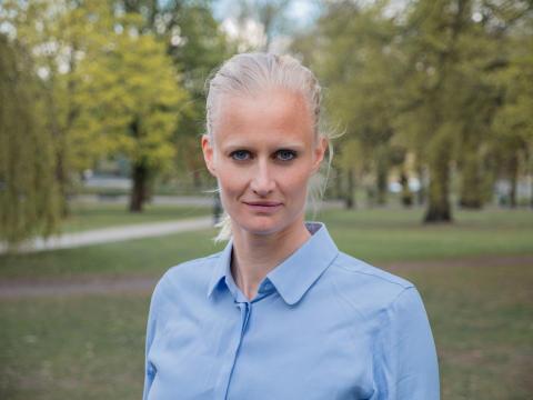 Carolina Klüft sätter fokus på FN:s globala hållbarhetsmål på Nordic Property Expo