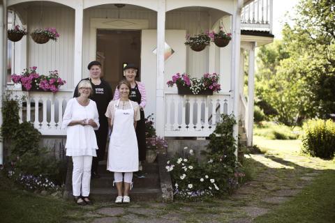 Ökat resande till Sverige gav rekordsommar
