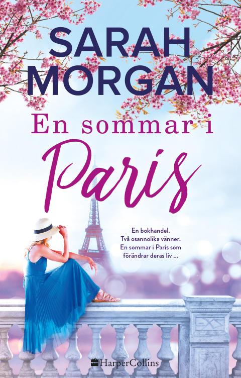 Sarah Morgan - En sommar i Paris