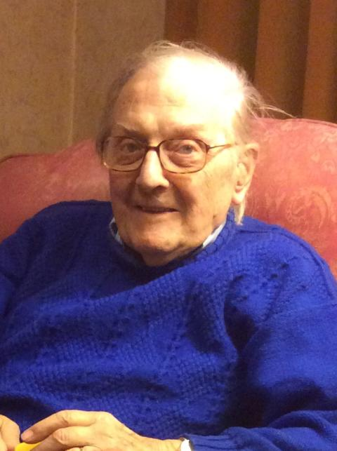 A 98-year-old man critically injured following a violent robbery in his own home has died