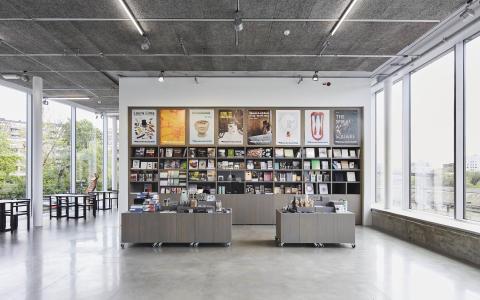 Bonniers Konsthall - butik