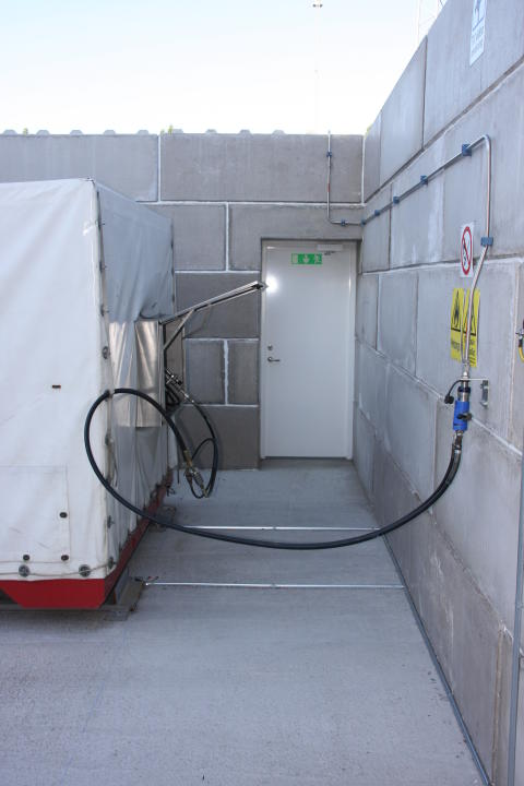 Tankstation Biogas C3C Blocksystem™
