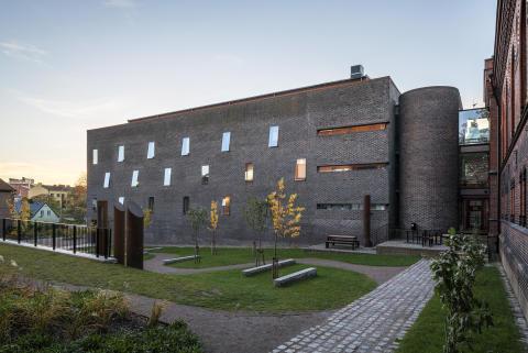 Lunds nation blir medlemmar i Studentbostadsföretagen