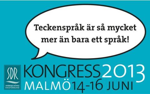 Uttalande från SDRs kongress