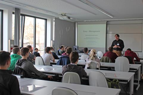 5. Fachtag Informatik am 26. Janaur 2016