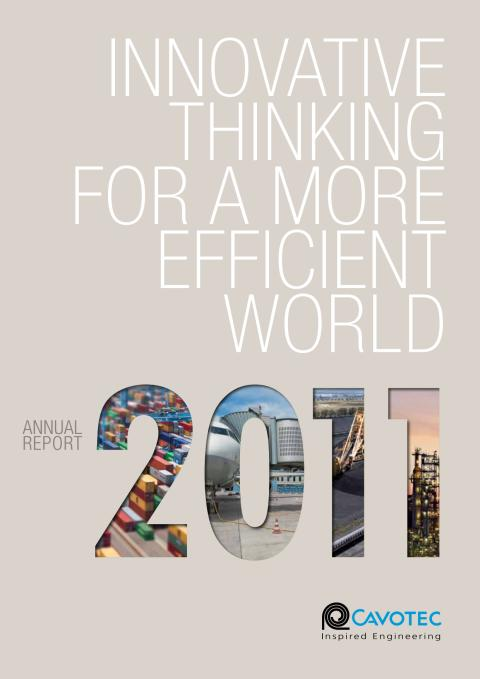 Cavotec Annual Report 2011