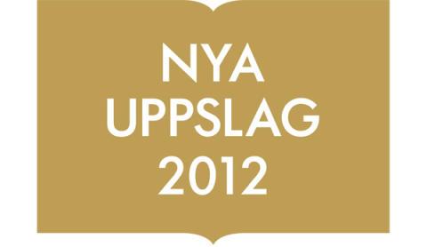 Falck & Co tog hem guldet i Nya Uppslag 2012