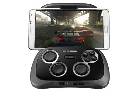 Samsung GamePad – den mobile spillekonsol