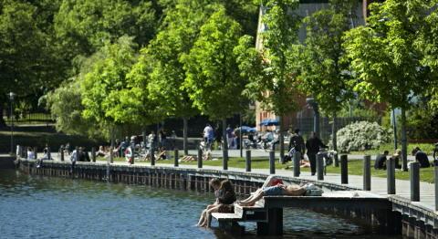 Växjö i topp 20 när Fokus rankar var i Sverige det är bäst att bo