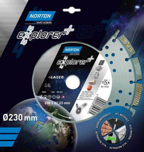 4x4 Explorer Plus - Förpackning