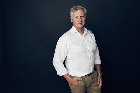 Joakim Nelson, VD, Innovation Skåne