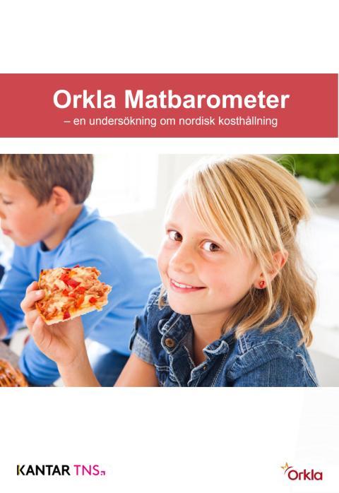 Orkla Matbarometer 2016 - en sammanfattning