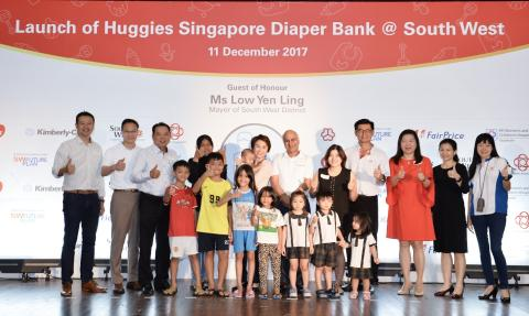 Ensuring no baby goes unhugged with Singapore's first community diaper bank