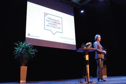Unik mötesplats för va-frågor i Halmstad, 13-14 mars 2019