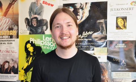 """Johan """"Shellback"""" Schuster hyllades i Karlshamn under Östersjöfestivalen"""