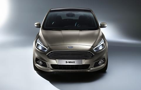 Ny Ford S-MAX - 3