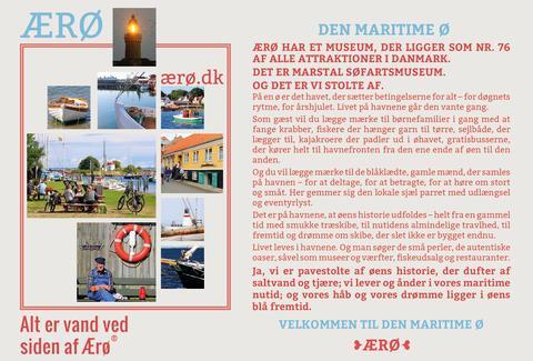 Den Maritime Ø, Ærø