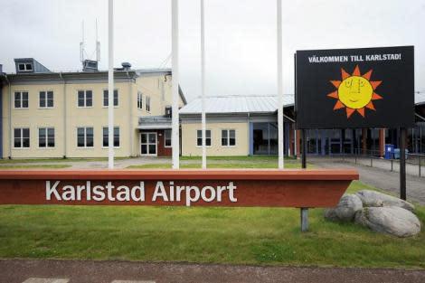 Många svenska flygplatser på minus – Karlstad ökar
