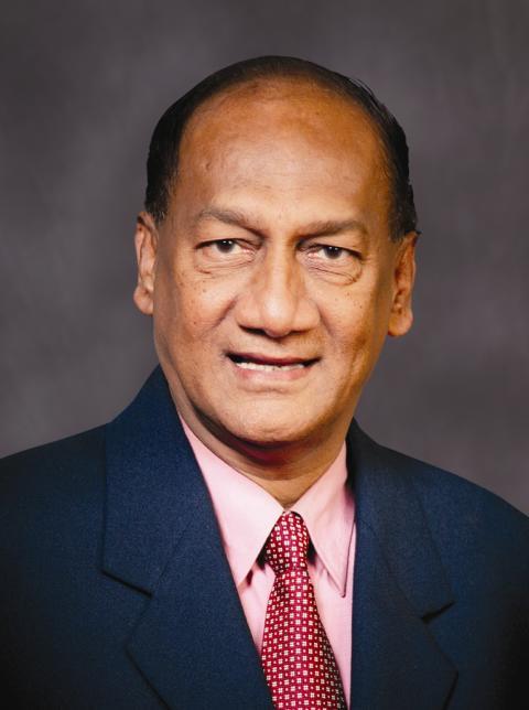 Dr R Theyvendran, PBM
