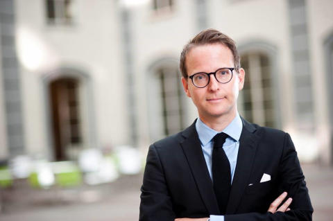 Professor Lars Strannegård new president of Stockholm School of Economics