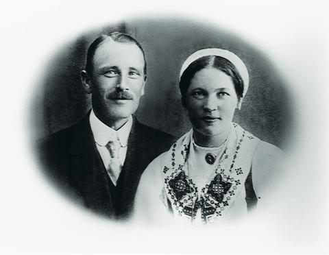 Historia - 1929 - Anna och Jon-Olof startade ett bageri