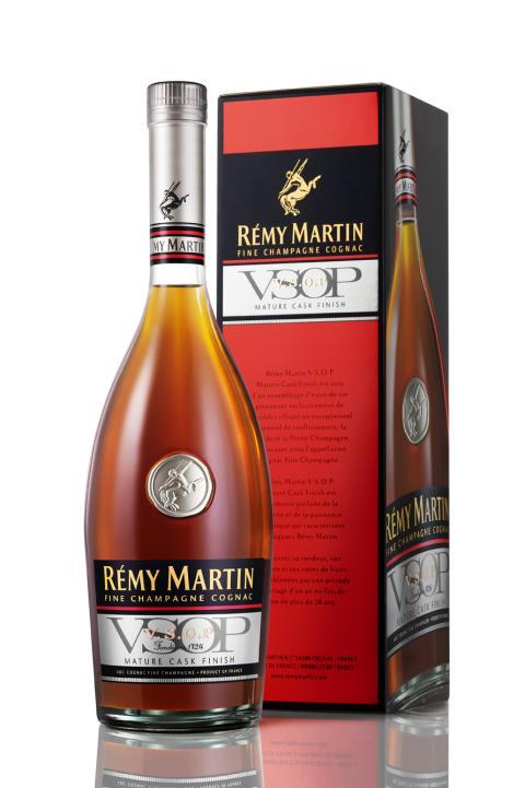 Rémy Martin VSOP Mature Cask Finish giftpack