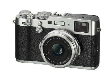 X100F Silver Front